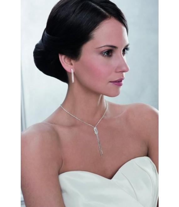 Emmerling Ketting en oorbellen 176 - The Beautiful Bride Shop