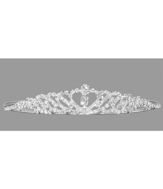 Emmerling Tiara 18160 - The Beautiful Bride Shop