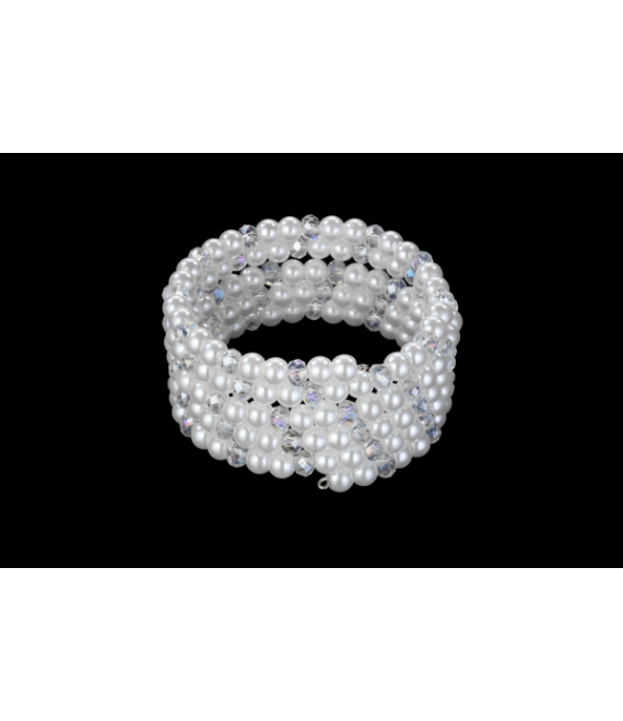 Prachtige armband van Noblesse 2954 - The Beautiful Bride Shop