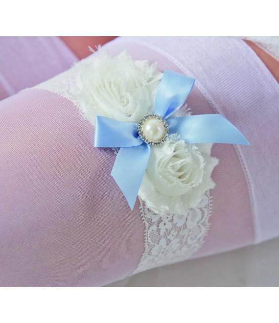 Emmerling Kousenband  80026 - The Beautiful Bride Shop