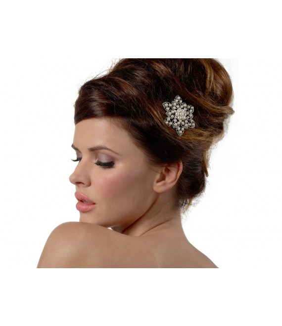 Haarjuweel BB-1571 Poirier - The Beautiful Bride Shop
