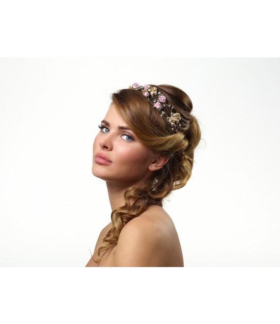 Haarstreng BB-214 a Poirier  - The Beautiful Bride Shop