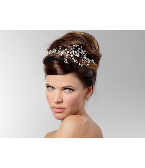 Deluxe Hair Adornment BB-609 - Poirier | The Beautiful Bride Shop 1