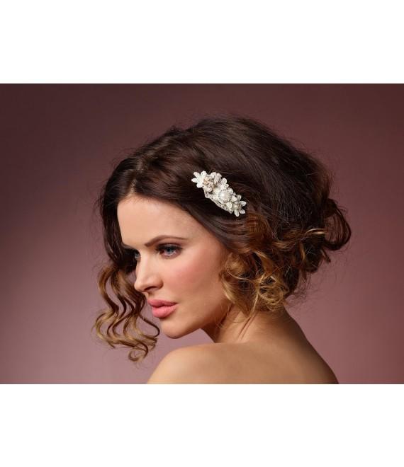 Haarjuweel Vintage Ornament BB-8682 Poirier - The Beautiful Bride Shop
