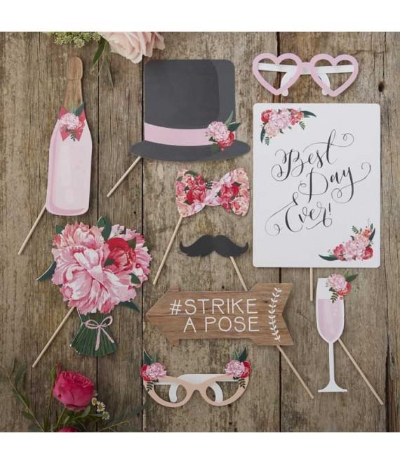 Wedding Photo Booth Probs - BOHO