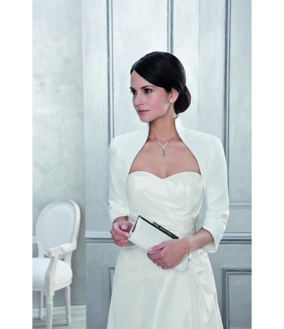 Emmerling Bolero 91262 - The Beautiful Bride Shop