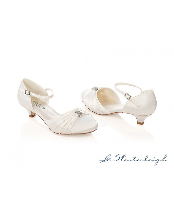 G.Westerleigh Bridal Shoes Heidi - The Beautiful Bride Shop