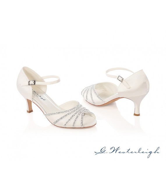 G.Westerleigh Bridal Shoes Jessica - The Beautiful Bride Shop