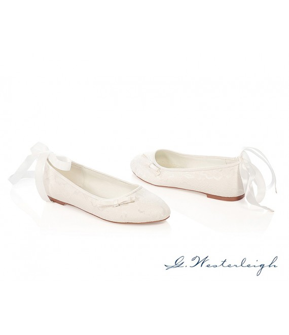 G.Westerleigh Bridal Shoes Lottie - The Beautiful Bride Shop