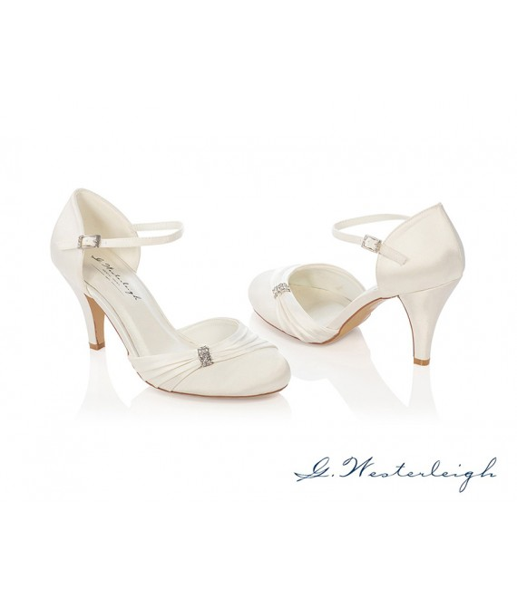 G.Westerleigh Bridal Shoes Sophie - The Beautiful Bride Shop
