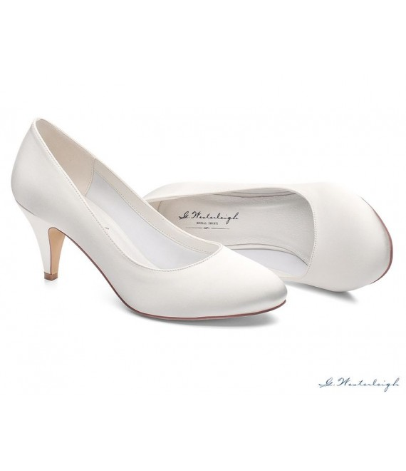 Bruidsschoenen Diana - G.Westerleigh 1 - The Beautiful Bride Shop