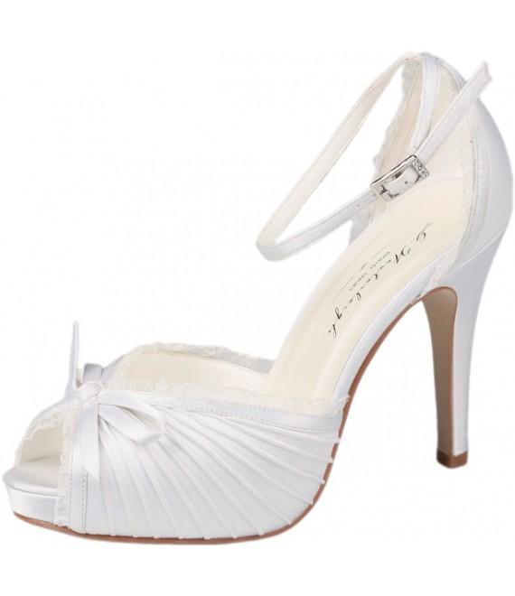 G.Westerleigh Bruidsschoenen Charlotte - The Beautiful Bride Shop