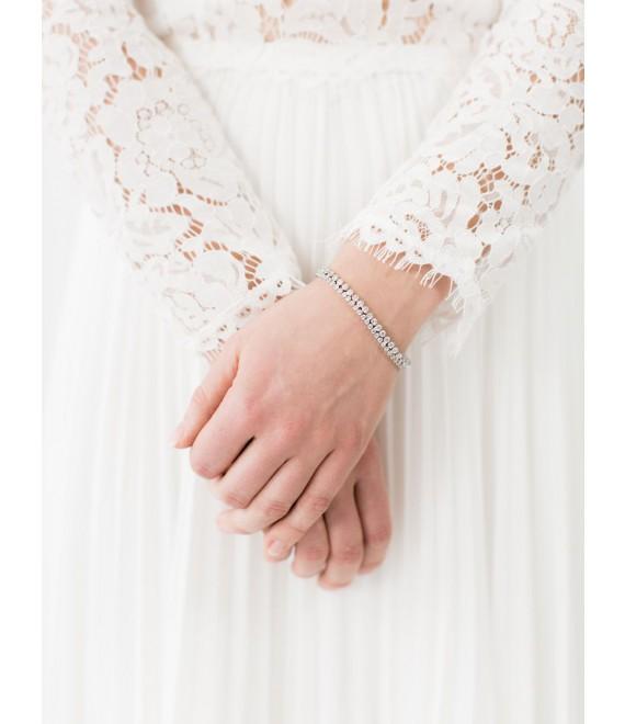 Sophia | Armband Bruid - Abrazi AC-DK