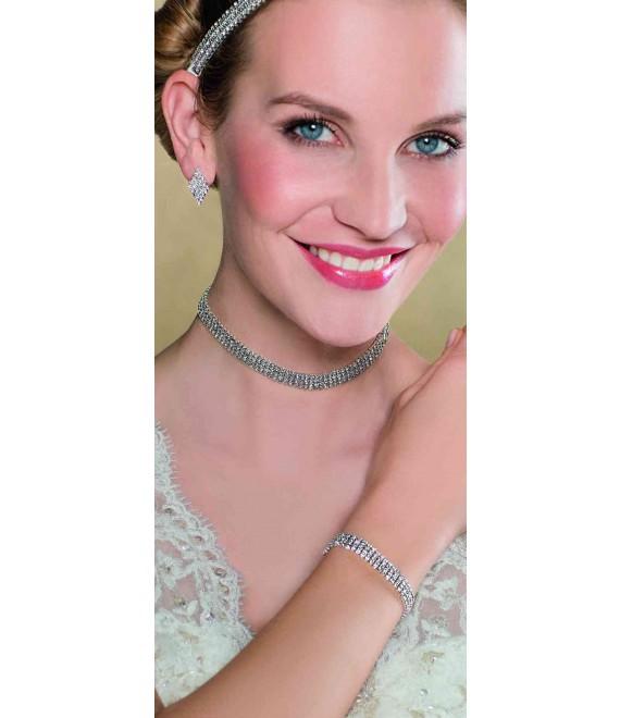 Emmerling Ketting en oorbellen 66213 - The Beautiful Bride Shop