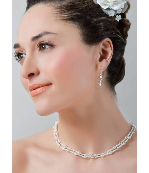 Emmerling Ketting en oorbellen 66199- The Beautiful Bride Shop