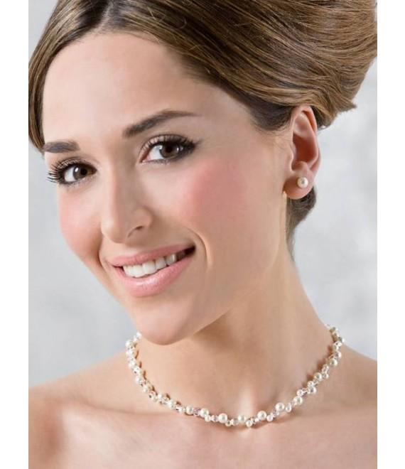 Emmerling Ketting en oorbellen 66187- The Beautiful Bride Shop