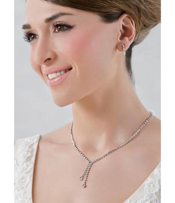Emmerling Ketting en oorbellen 66195- The Beautiful Bride Shop