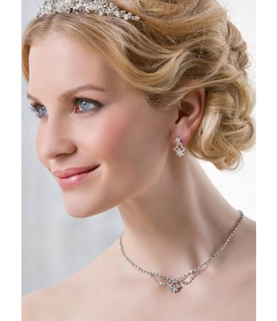 Emmerling Ketting en oorbellen 66193 - The Beautiful Bride Shop