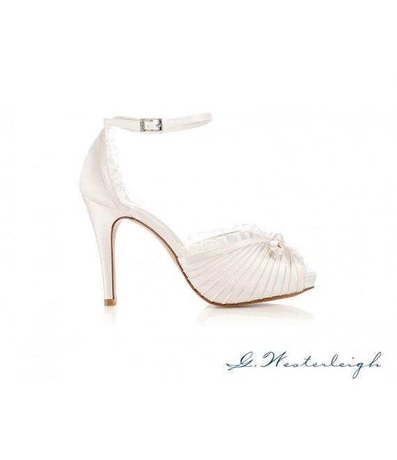 G. Westerleigh Bruidsschoenen Charlotte 1 - The Beautiful Bride Shop