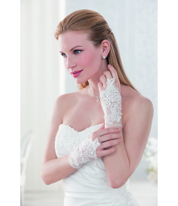 Emmerling gloves 40028 - The Beautiful Bride Shop