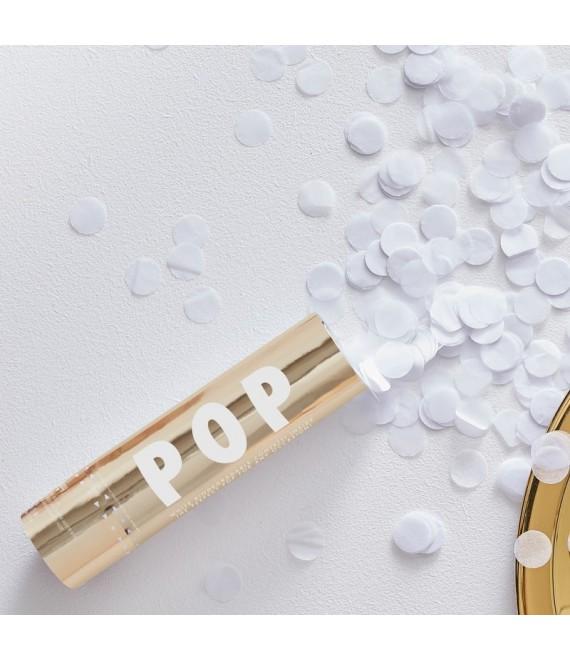 Confetti cannon gold GO-179