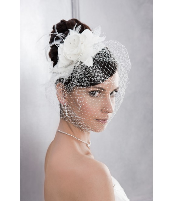 Emmerling Fascinator 20000 - The Beautiful Bride Shop