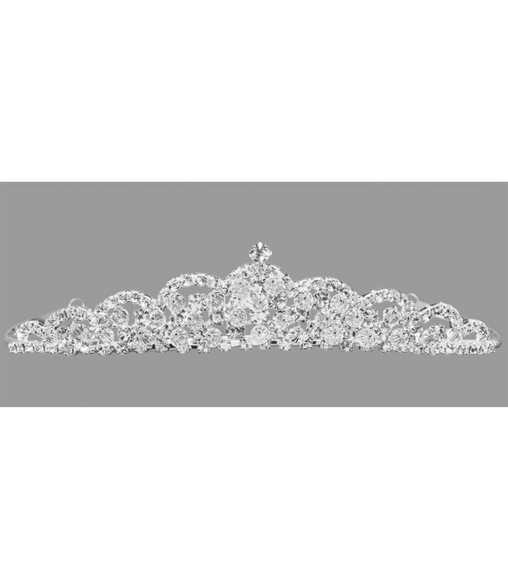 Emmerling Tiara 18154 - The Beautiful Bride Shop