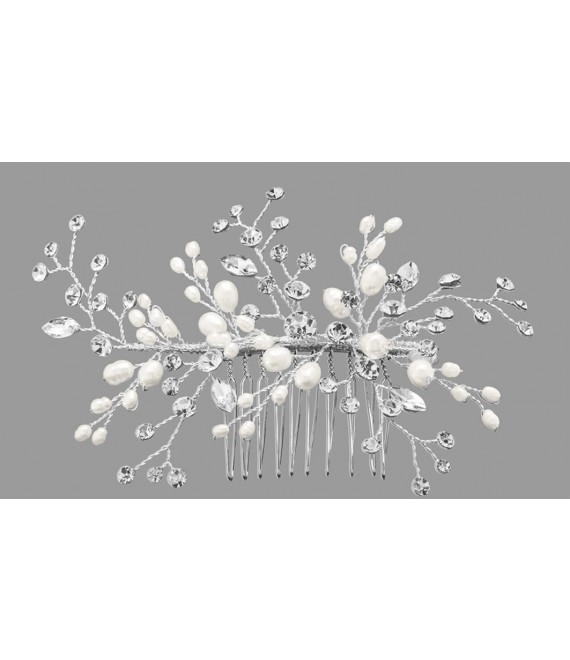Emmerling hair comb 20241 - The Beautiful Bride Shop
