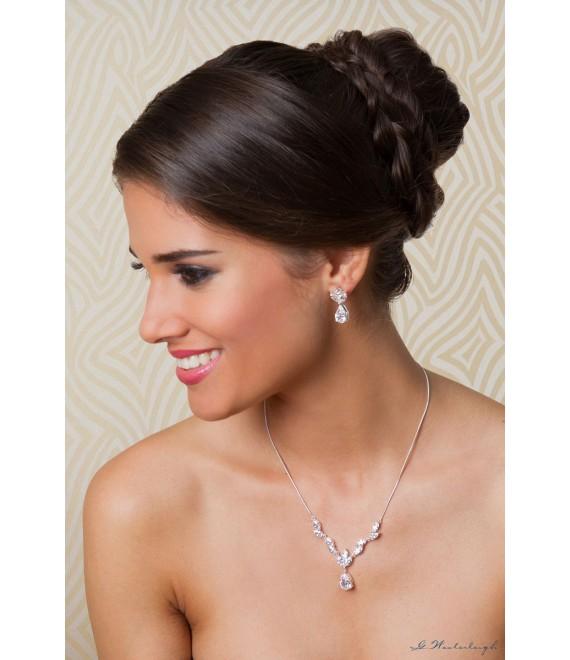 Bruidssieraden Set - G. Westerleigh JN070 | The Beautiful Bride Shop 1