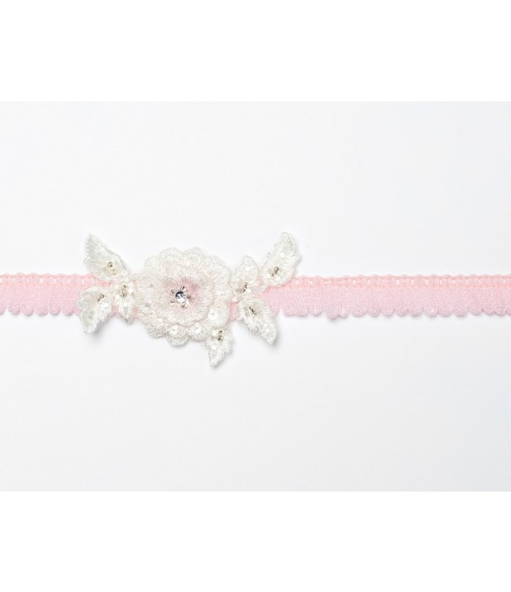 Luxe Kousenband KB-27 Poirier - The Beautiful Bride Shop