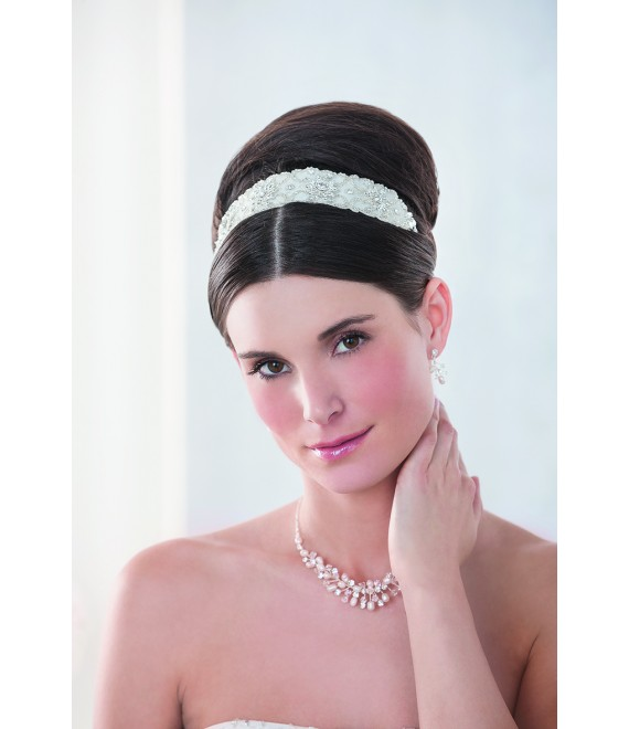 Emmerling haarband 16127 - The beautiful Bride Shop