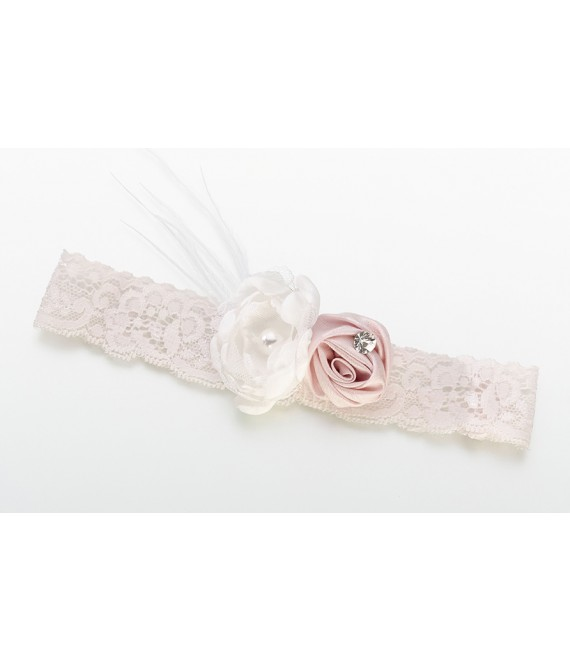 Lillian Rose kousenband LG195VB - The beautifiul Bride Shop