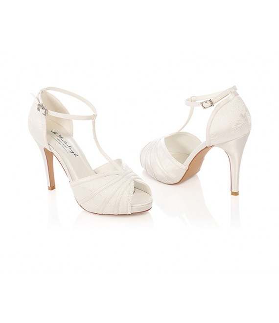 G.Westerleigh Bridal Shoes Scarlett - The Beautiful Bride Shop