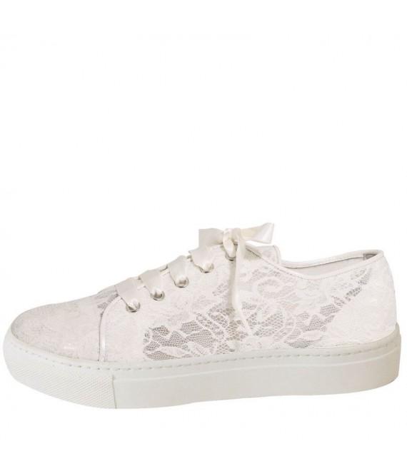 Fiarucci Bridal Bruidsschoenen Sneaker Nelli - The Beautiful Bride Shop 1