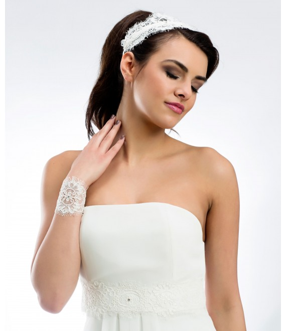 Satin bridal belt PA1 - The Beautiful Bride Shop
