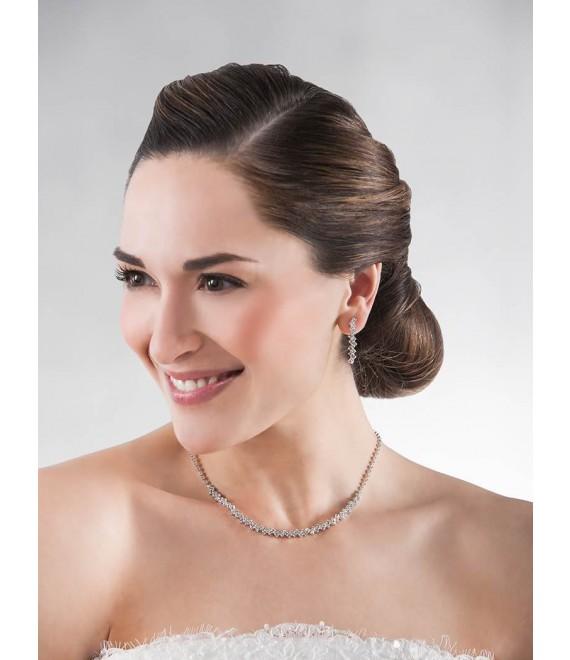 Emmerling Ketting en oorbellen 66178 - The Beautiful Bride Shop