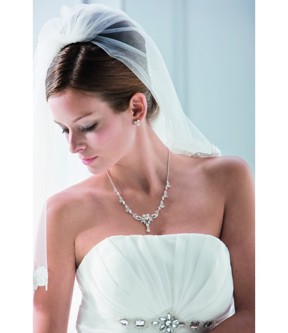 Emmerling Ketting en oorbellen 66089 - The Beautiful Bride Shop