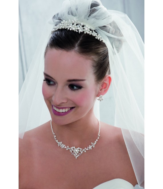 Emmerling Tiara 18098 - The Beautiful Bride Shop