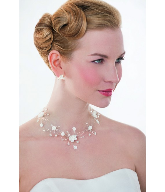 Emmerling Ketting en oorbellen 66149 - The Beautiful Bride Shop