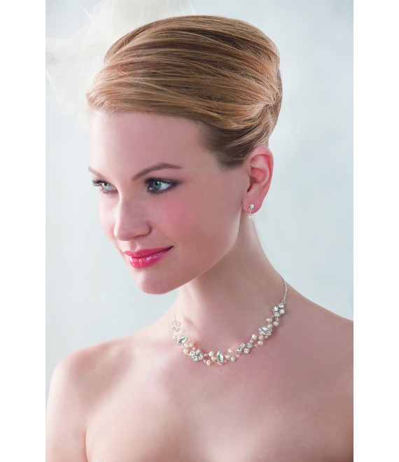 Emmerling Ketting en oorbellen 66153 - The Beautiful Bride Shop