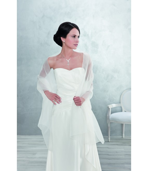 Emmerling stola 2236 - The Beautiful Bride Shop