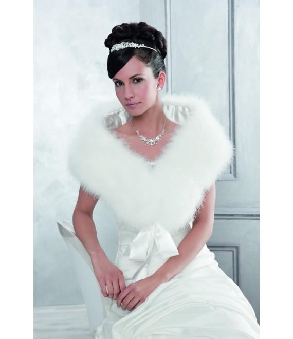 Emmerling stola 6001 - The Beautiful Bride Shop