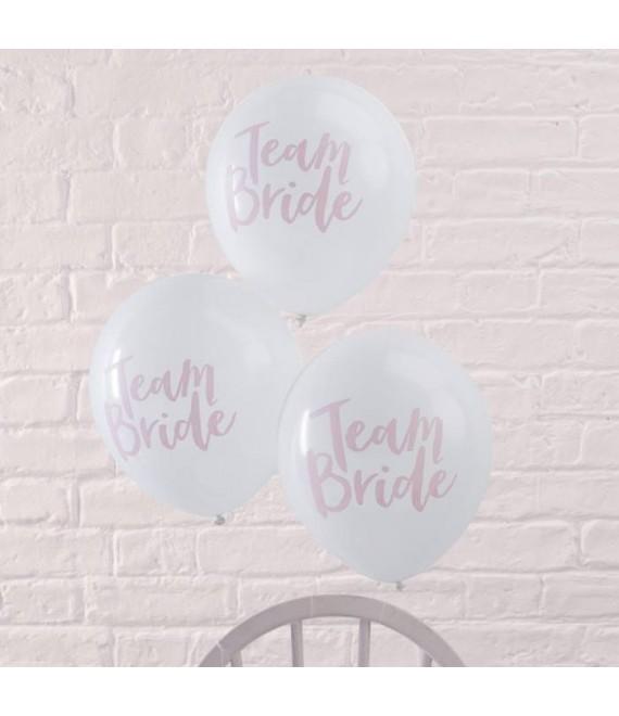 Team bride ballonnen 1 - Team Bride