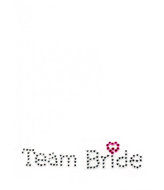 Team bride shoe stickers crystel - The Beautiful Bride Shop