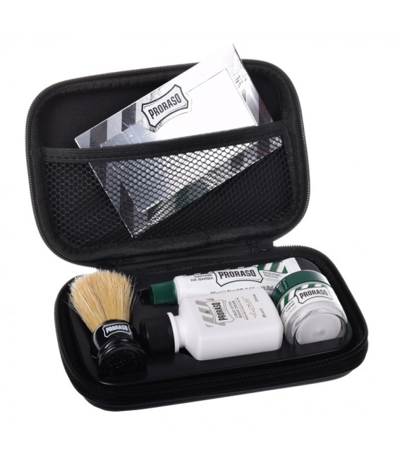 Proraso-Shave Travel Kit - The Beautiful Bride Shop