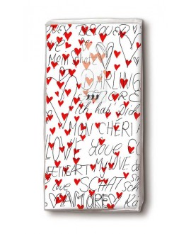 10 tissues  TT Amore Infinito