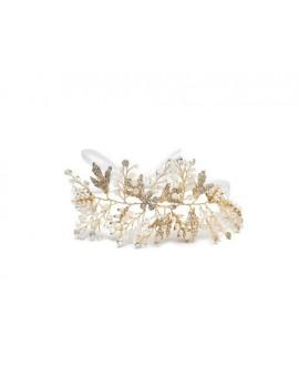 Abrazi Haarband Bruid HB-TREE Gold