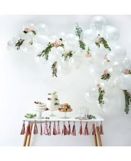 Witte Ballonnenboog BA-306 | Ginger Ray