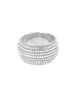 Parel - Strass Armband BB-930 Poirier