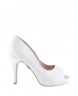 The Perfect Bridal Company Bruidsschoenen Celia